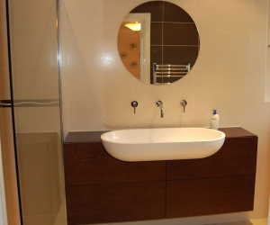 Modern basin unit bournemouth